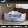 1350x1350 tempered glass bathroom tubs JS-8019