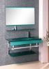 19mm Glass wash basin, color is changeable