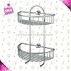 2-Tier bathroom rack