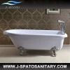 2012 Acrylic Simple freestanding bathtub