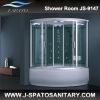 2012 bathroom shower curtain JS-9147