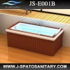 2012JS-E001B Wood frame Pure Acrylic bathtub