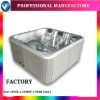 5 persons outdoor spa manufacturer