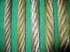 6*19S Electric Galvanized/Ungalvanized Steel Wire Rope for Elevator