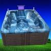 7 persons outdoor spa pool manufaturer