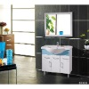 900x500 modern bathroom vanity in white gloss finish