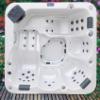 A410 Acrylic Whirlpool Bathtub