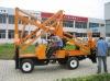 Aerial work platform boom lift