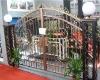 Aluminum Art Gate