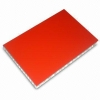 Aluminum Honeycomb Panels China Red building and decorative materials