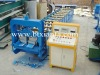 Autoamtic Ridge Cap Roll Forming Machine parts machine