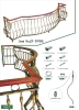 Balcony railing,Balcony railings,Steel handrailZY-SR001