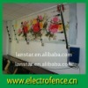 Best Electric fencing system with alarm ----Lanstar