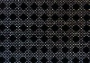 Black Silver Hexagon Spots alike Aluminum Composite Panel