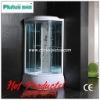 Blue Glass Steam Shower Room