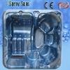 CE Certified Massage bathtub M-371D