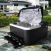 CE&SAA certificate outdoor spa tub
