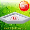 CE certified.Acrylic Environmental Construction Built-in Bathtub SW-805