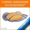 CX-C04E   Chrome iron removable corner soap dish