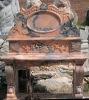 Carved Sandstone Sink