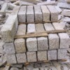China Domestic Granite Curbstone White