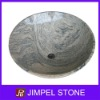 China Juparana Granite Vessel Sink