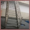 Chrome Handrail and fittings