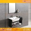 Colorful stand bath cabinet EM-AL8002A