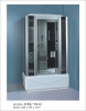 Complete Shower Room with steam