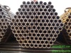 Conveying fluid seamless carbon tube