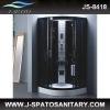 Corner shower bath JS-8418