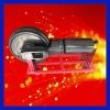 Excavator Idler For Komatsu PC120-5 203-30-00133