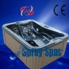 Family spa Hot tub whirlpool bathtub E-370S 2000*1640*820mm