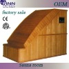 Far infrared sauna room from own factory(SCB-001mini)