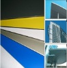 Fireproof curtain wall aluminium composite panel,wall board