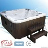 For 5 seats outdoor whirlpool spa M-370D 2100x2100x920mm