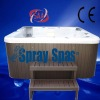 For Sale Freestanding Outdoor SPA With CE and SAA Marked