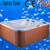 Freestanding Bathtub/hot tub with LED light M-560D