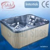 Freestanding hot tub