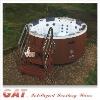 GSPA-01 outdoor spa tub