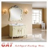 GT-S009 Solid wood Cabinet basin