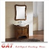 GT-S031 Wooden Cabinet Basin