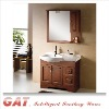 GT-S047 Wooden Cabinet Basin