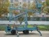 GTZ-8 self-propelled articulated work platform