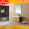 Golden bathroom fixture EM-AL8104