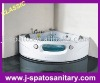 HOT SALE American waterfall ABS shower tub
