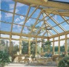 HOT SALE IN Europe Aluminum sun glass  house(can design according to customer's requirements