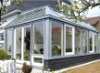 HOT SALE IN South Africa Aluminum sun glass house(can design according to customer's requirements