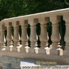 Hand Carved Granite Stone Baluster