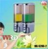 Hand lotion pump dispenser